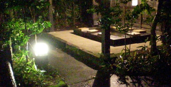 続・筋湯温泉 夜の散策