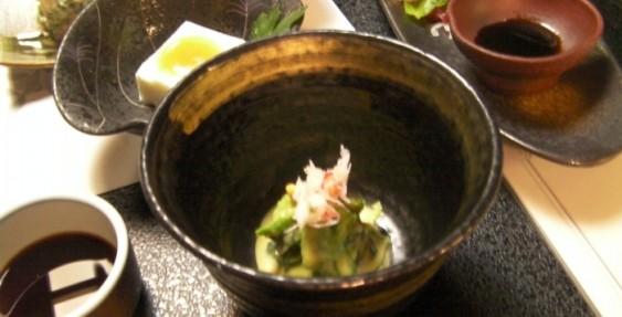 春のお料理~菜の花~