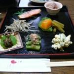 清風荘 朝のお食事
