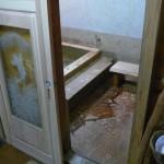 ひのきの湯 入り口 清風荘