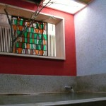 ひのきの湯 内装 清風荘
