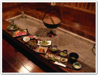 清風荘 ご夕食